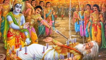 Seven little known facts from the Mahabharata (2) – Indian Mythology