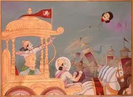 Jayadrath killed by Arjuna
