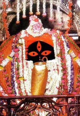 Mahakali at Kalighat
