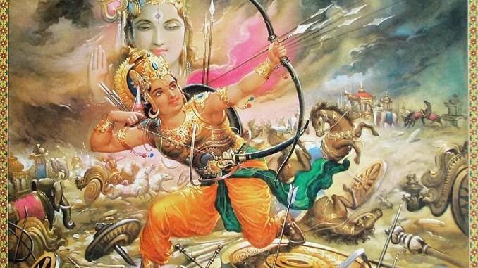 Abhimanyu - Mahabharat war