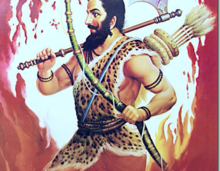 Parshuram avatar of Lord Vishnu