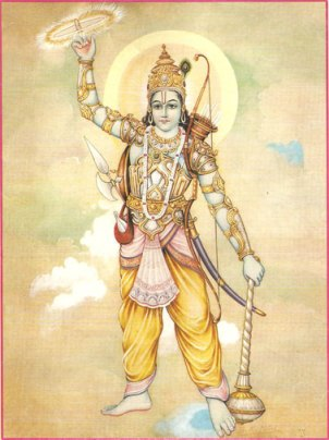 sudarshan-chakra-indian-mythology-mahabharat