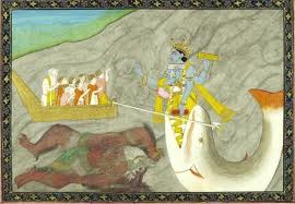 Matasya incarnation of Lord Vishnu