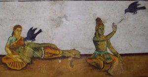 Jayant , Rama and Sita