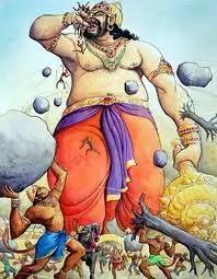 Kumbhakarna - The Ramayana