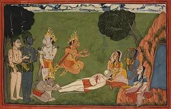 vali-tara-the-ramayana-indian-mythology-story