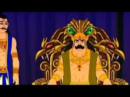 Shuka and Ravana