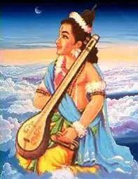Narada - The omnipresent sage