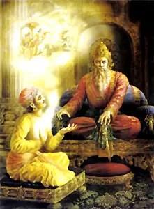 Vidura - chief counsellor of Dhritrashtra