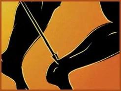 Shri Krishna's achilles heel