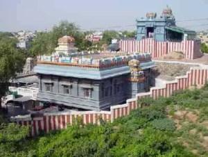 Malai Mandir at New Delhi
