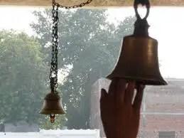 bells in mandir