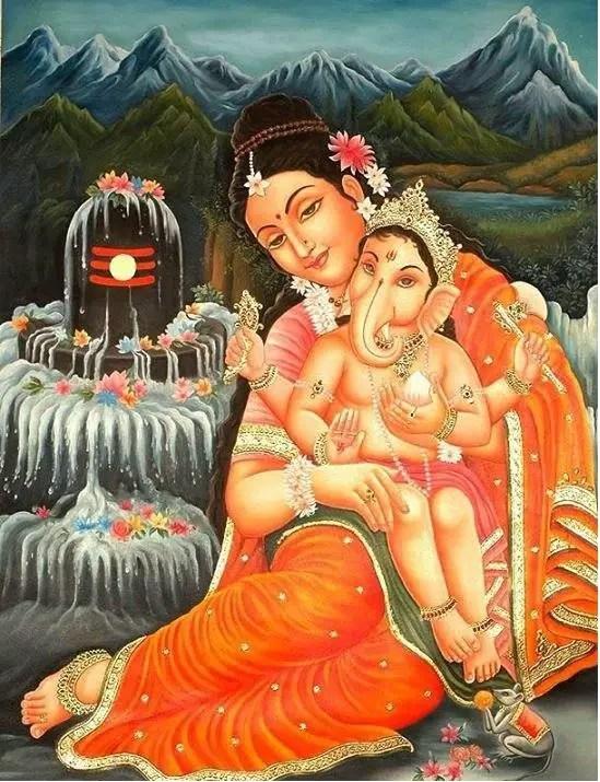 Maa Parvati