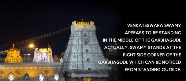 Tirupati Garbhagudi