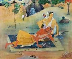Parshuram and Karna