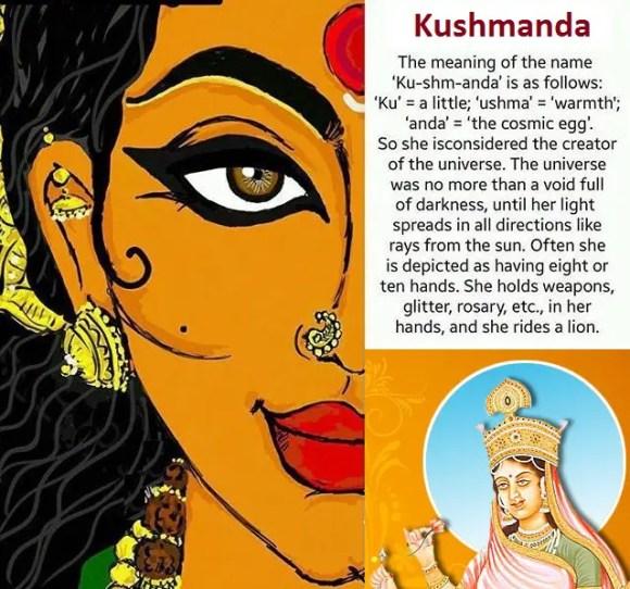 Maa Kushmanda