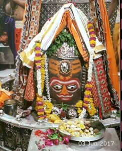 Mahakal Shringar 03-Jun-2017