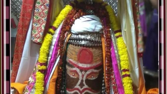 Mahakal Shringar
