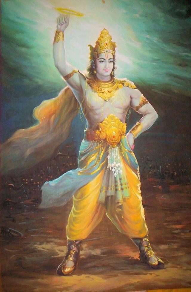 Lord Krishna facts | Indian Mythology