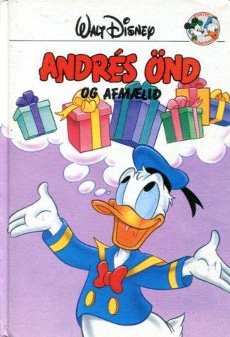 Andrés Önd á afmæli