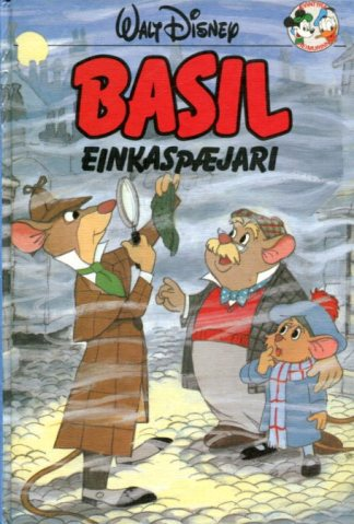 Basil einkaspajari
