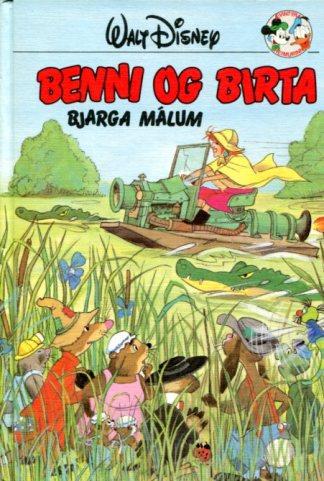 Benni og Birta bjarga málum