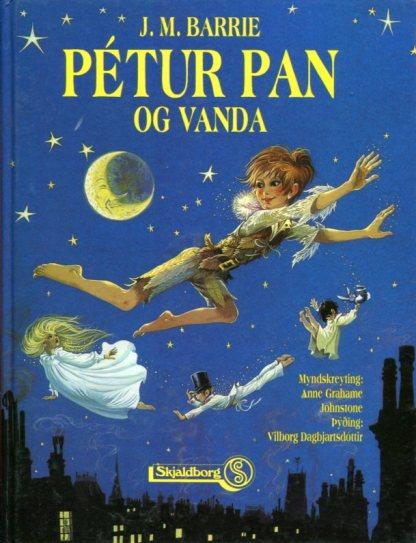 Pétur Pan og Vanda