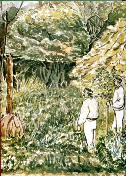 Livingstone og Afríkuferðir hans