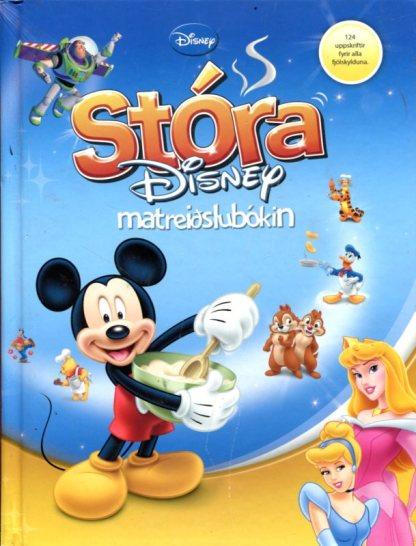 Stóra Disney matreiðslubókin