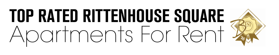 Top Rated Rittenhouse Square Apartments for Rent