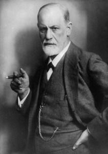 Sigmund Freud, Begründer der Psychoanalyse