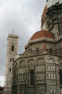 Duomo complex with Giotto bell tower