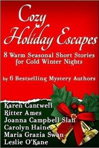 Cozy Holiday Escapes-Amazon cover