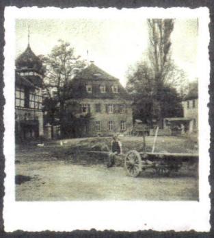 Rittergut Endschütz Bild vom Herrenhaus um 1941