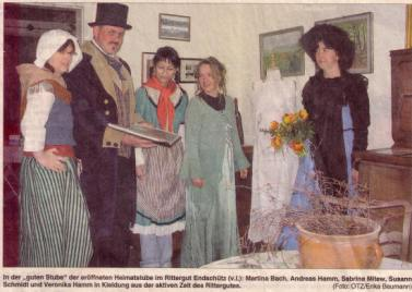 Pressefotos Rittergut Endschütz