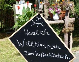 Vogtländischer Kaffeenachmittag am 18.08.2012