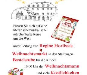 Himmlische Weihnacht im Rittergut Kleingera