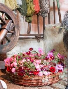 Box_3-Floristin - Sandy Fußwinkel-Wolle-Naturwaren