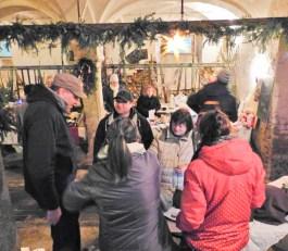 Weihnachten Rittergut Kleingera 2018