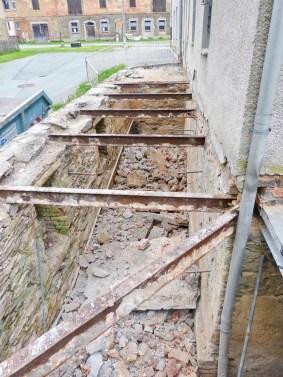 Durchgeführte Erhaltungsmaßnahmen am Herrenhaus Rittergut Kleingera 2017 23