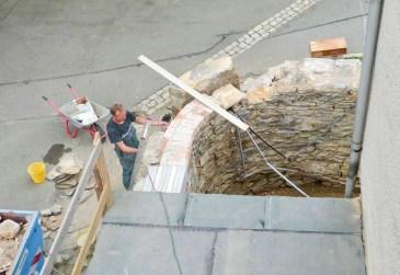 Durchgeführte Erhaltungsmaßnahmen am Herrenhaus Rittergut Kleingera 2017 32