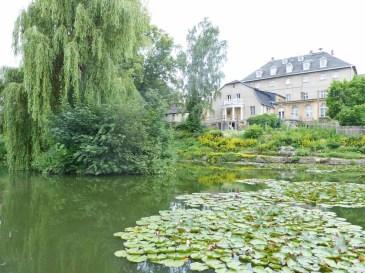 Durchgeführte Erhaltungsmaßnahmen am Herrenhaus Rittergut Kleingera 2017 33