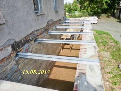 Durchgeführte Erhaltungsmaßnahmen am Herrenhaus Rittergut Kleingera 2017 35