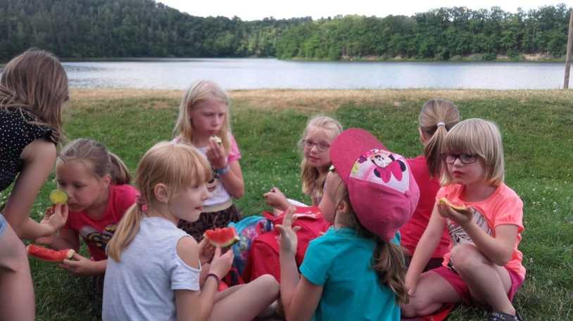 Junge Naturforscher Rittergut Kleingera 2019