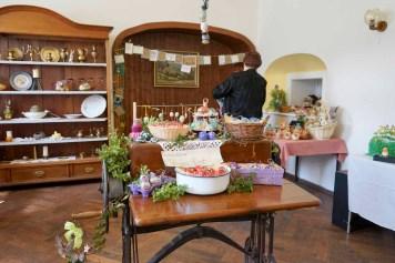 Ostern im Rittergut Kleingera 2019