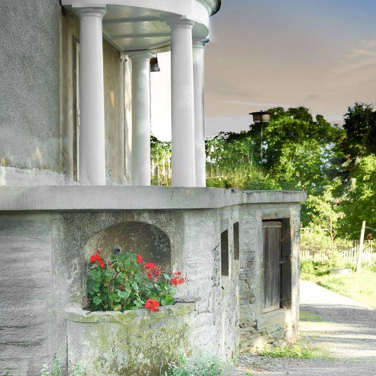 Rittergut Kleingera Sanierung