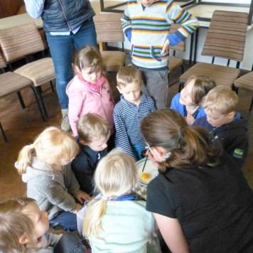 Treffen Junger Naturforscher im Rittergut Kleingera