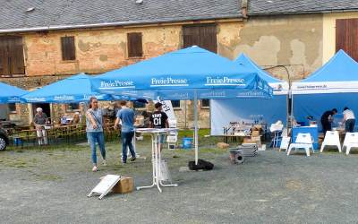 Freie Presse-Sommertour: Kleingeras Kleinod 21.07.2018
