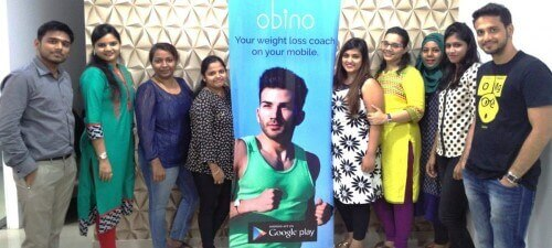 Obino – Personal health coach that checks your diet and exercise