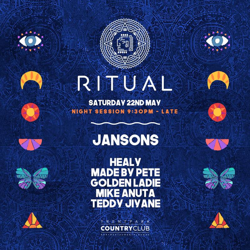 Ritual London - Trent Park Night Party